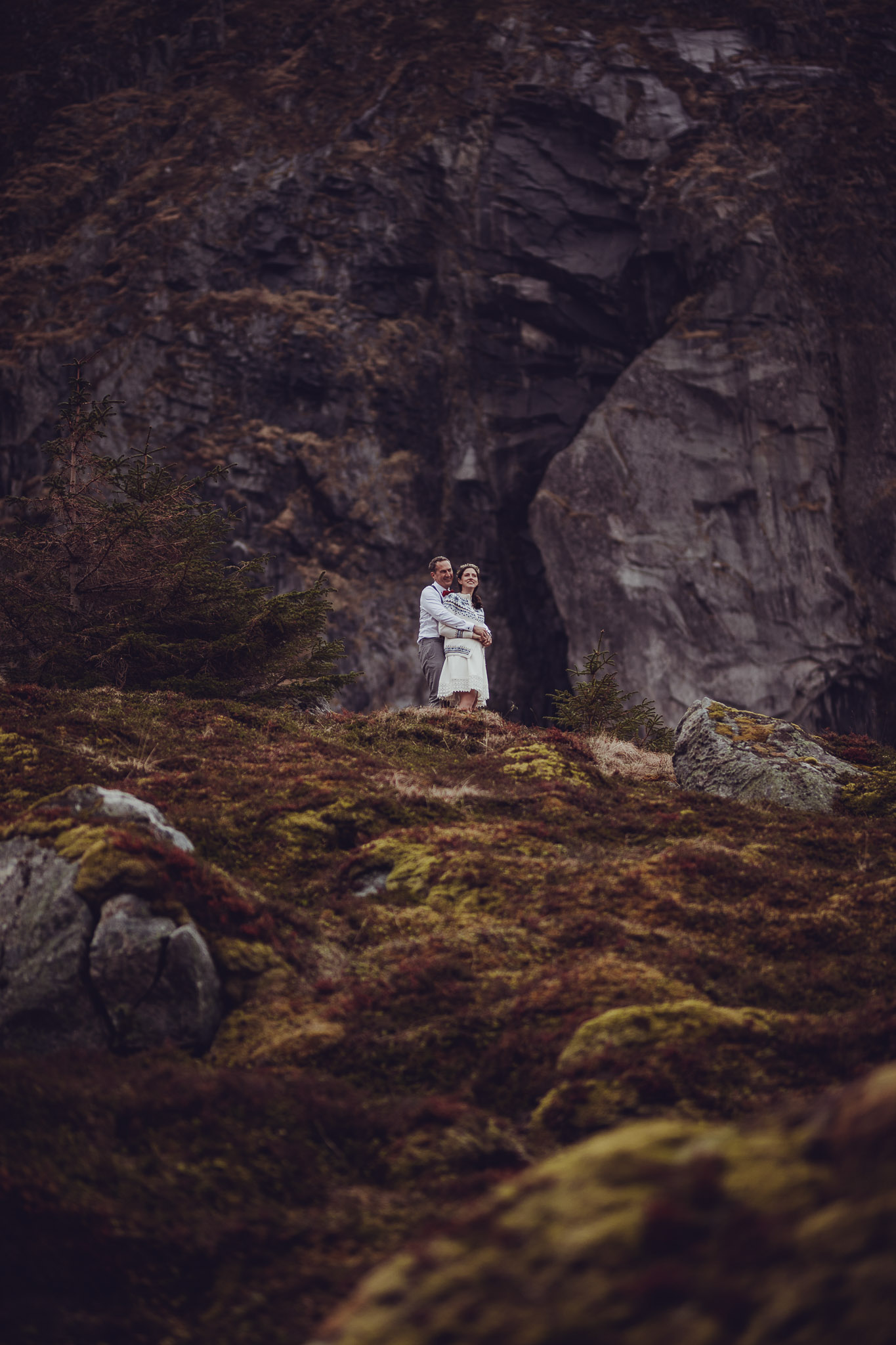 Elopement-wedding-lofoten-norway